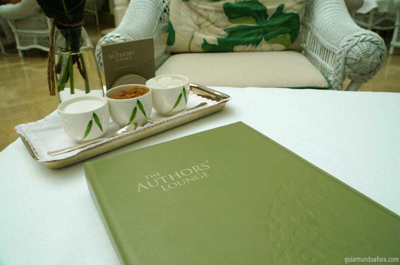 Authors lounge Bangkok