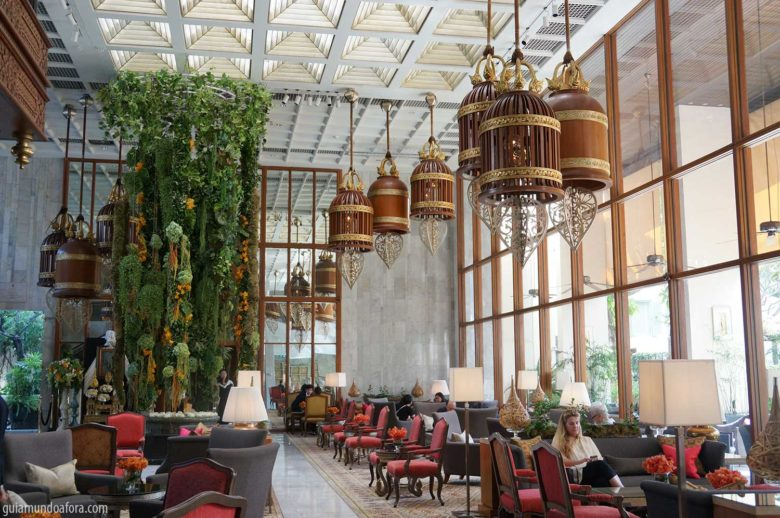 Lobby Mandarin Oriental Bangkok