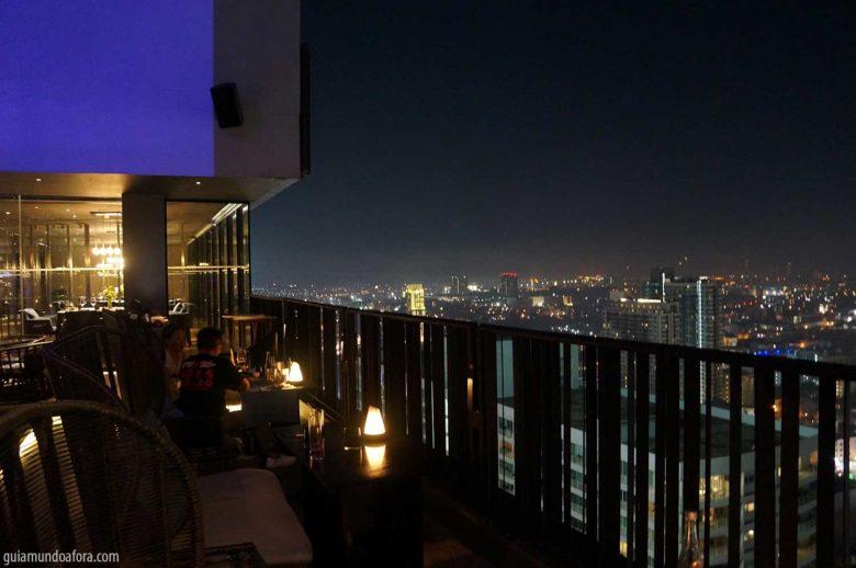 Horizon no Hilton Pattaya