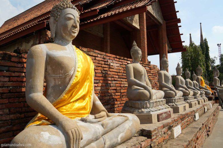 Viagem para Tailândia