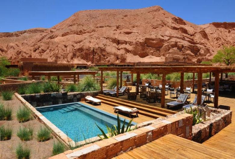 piscinas incríveis ao redor mundo: Alto Atacama