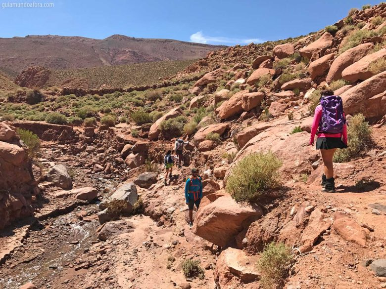 Roupas para trekking Rio grande Machuca