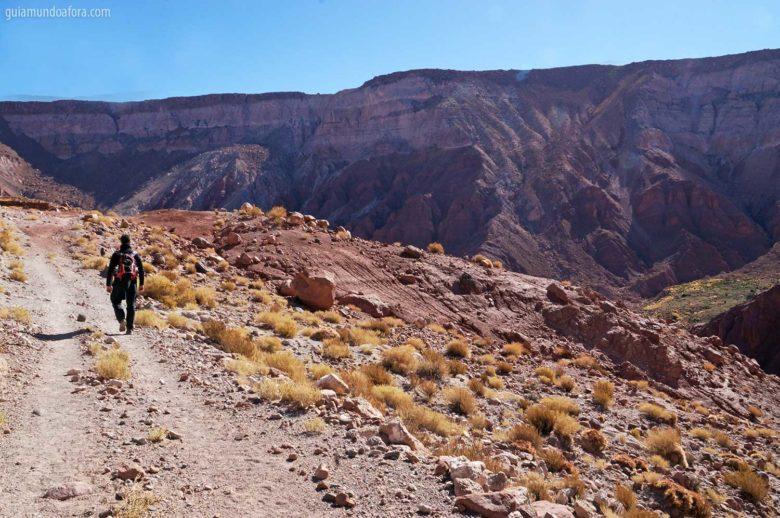 trekking Rio Grande Machuca