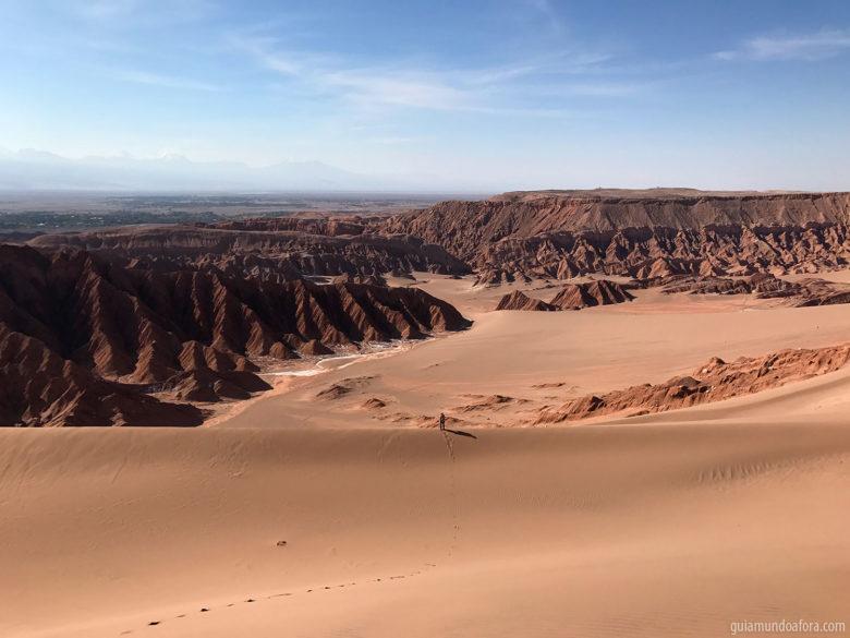 Trekking Valle de la Muerte