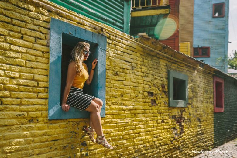 Fotógrafo brasileiro em Buenos Aires Henderson Moret