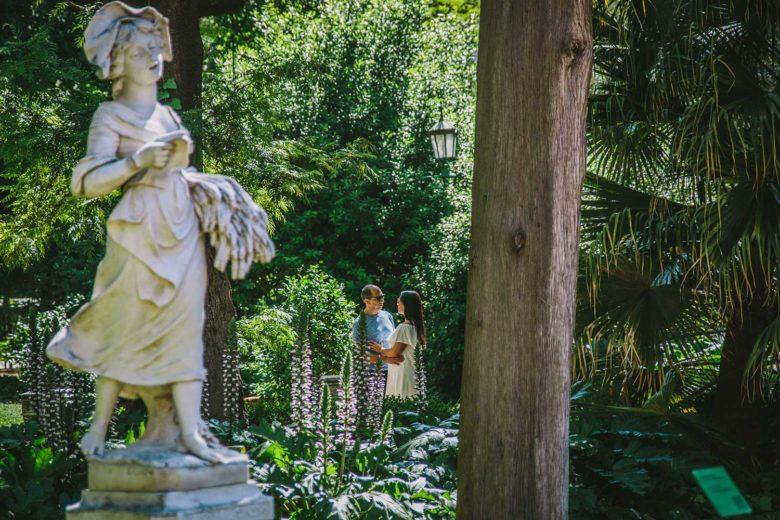 Jardins em Buenos Aires