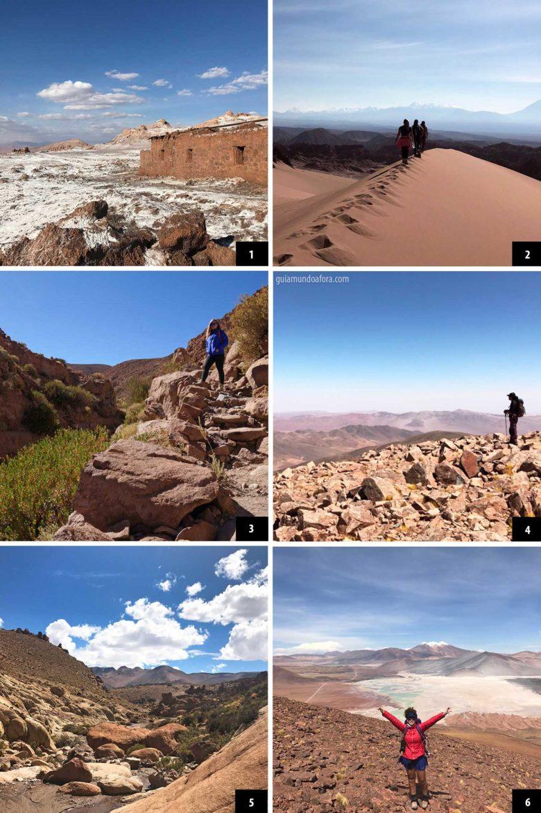roteiro aventura no Atacama