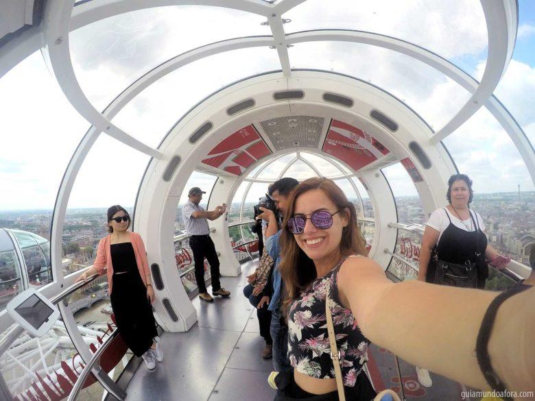 Cápsula London Eye