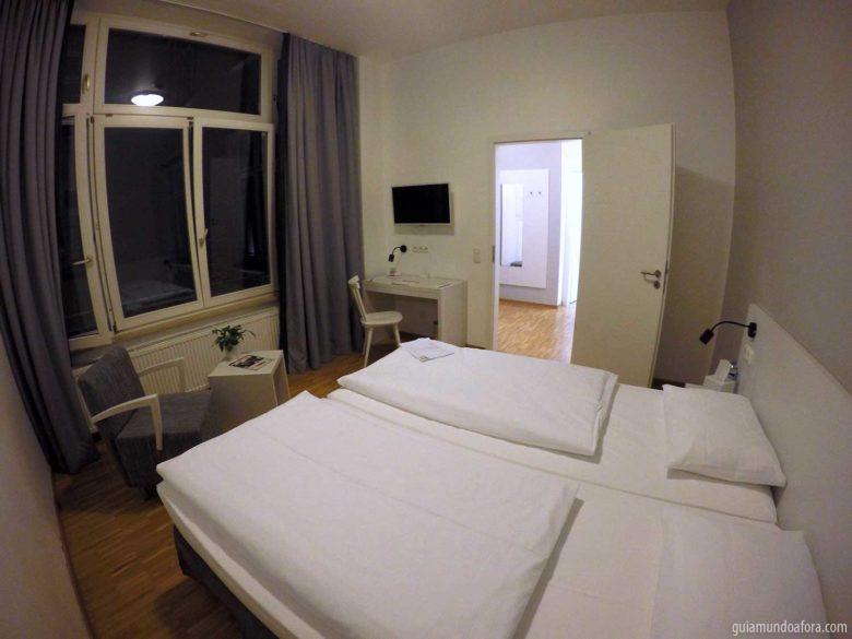 Quarto de hotel em Berlim