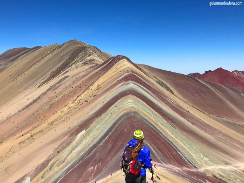 Rainbow Mountains ou Vinicunca