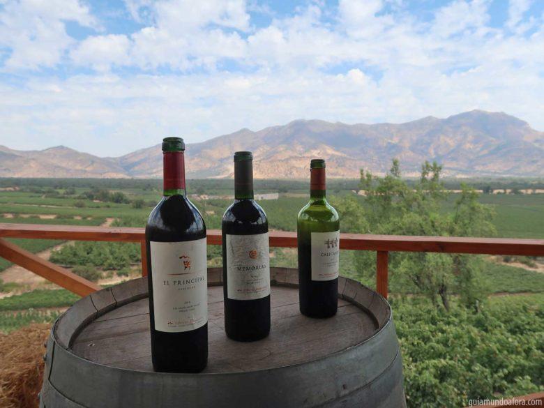 vinhos da El Principal