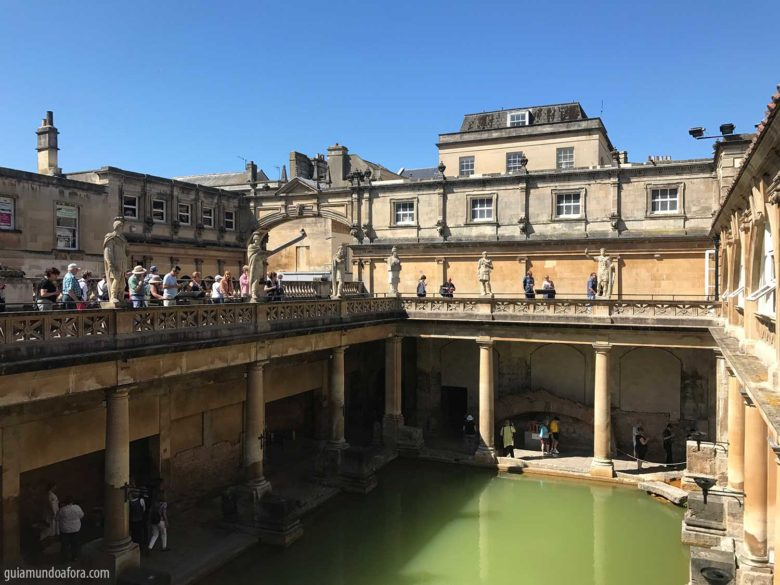 1 dia em Bath