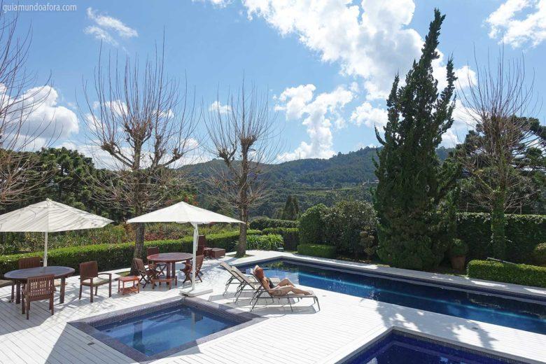 piscinas Roots Resort