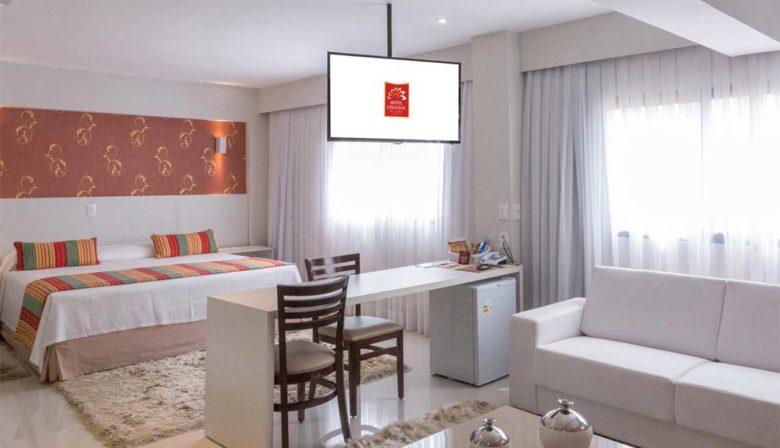 hotéis em Palmas To