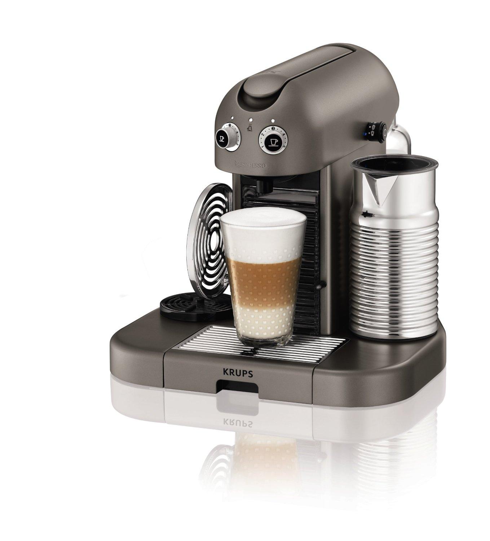 Nespresso Gran Maestria XN8105 Krups – Cafetera monodosis – Opiniones y análisis