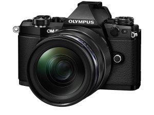 OLYMPUS OM-D E-M5 MARK II - mejor cámara evil para grabar video