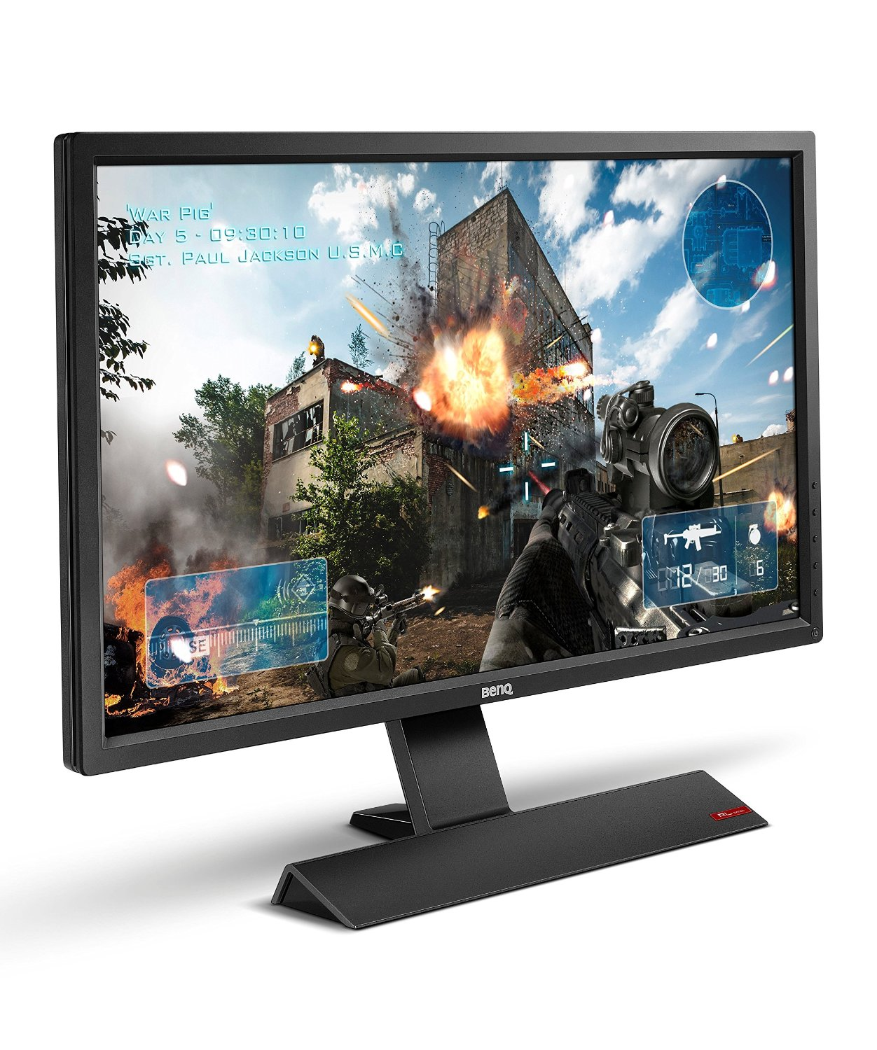 4 mejores monitores gaming