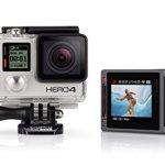 GoPro HERO 4 silver Edition – Mejor Cámara deportiva – Opiniones y precios