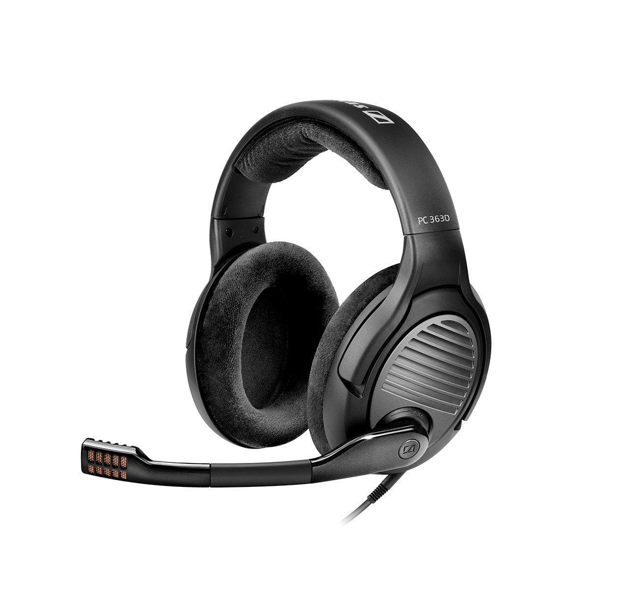 Sennheiser PC 363D – Mejores auriculares gaming