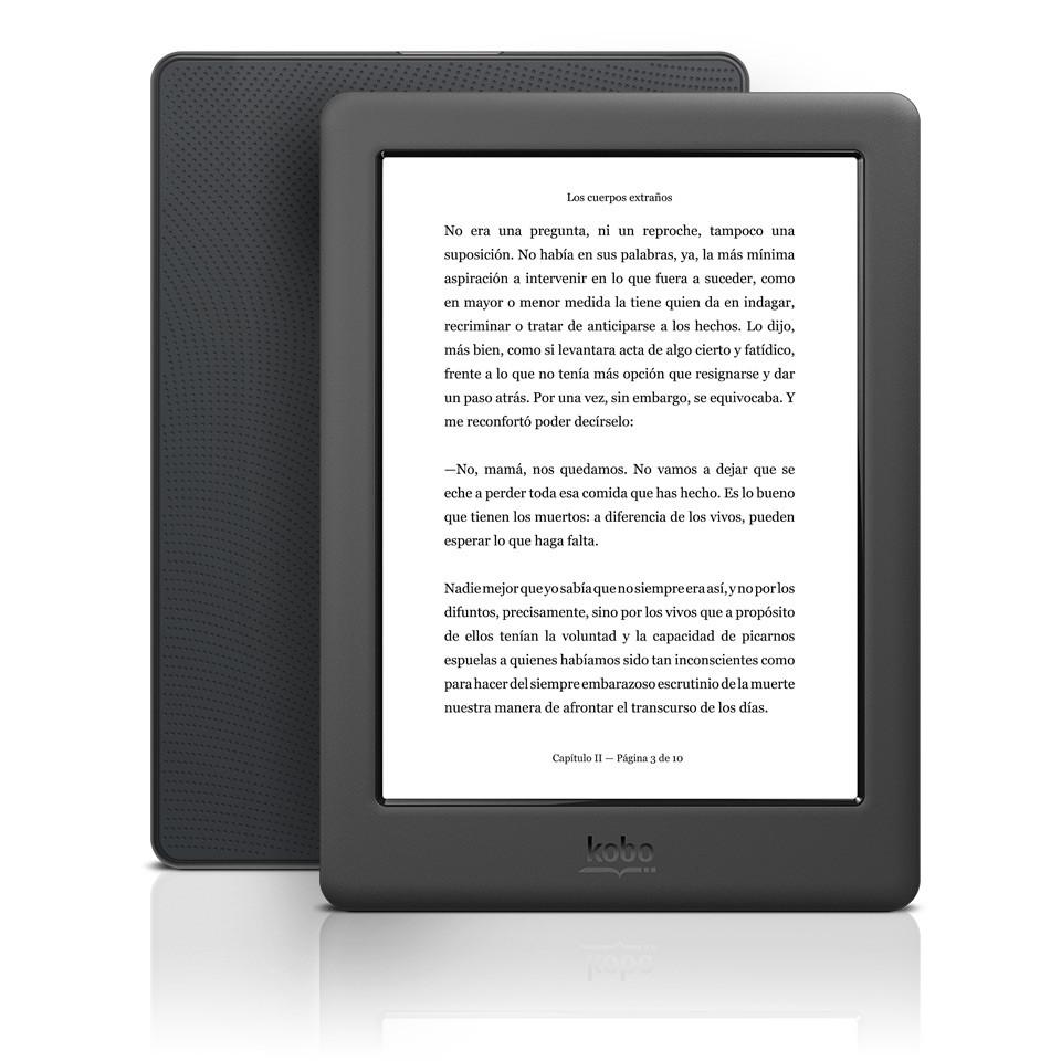 Comprar E-Reader Kobo Glo HD – Precios y opiniones