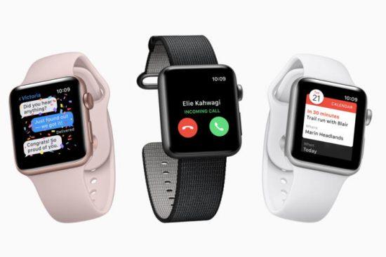 Mejor smartwatch 2018 Apple Watch Series 3 - Precios y opiniones