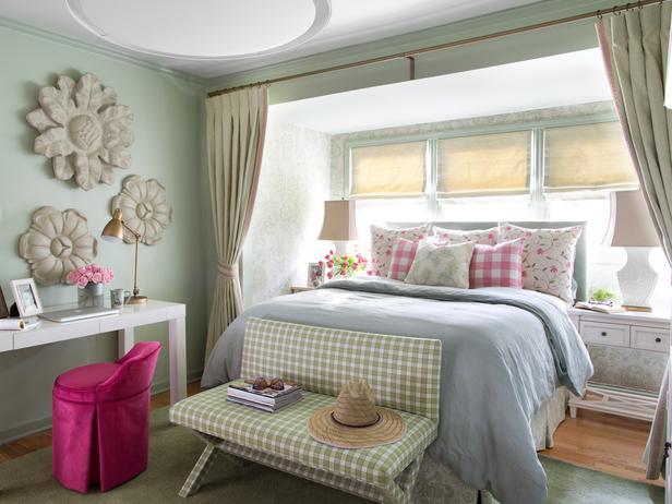 Detalles De Una Habitación En Estilo Cottage