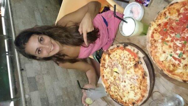 Pizza en Canggu