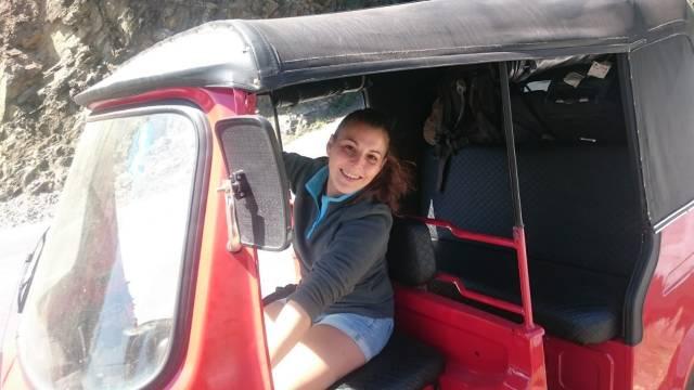 Srilanka Tstours nos permitió cumplir nuestro deseo de recorrer la isla con tuktuk de forma muy económica.