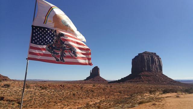 Monumen Valley, Nación Navajo