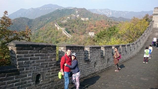 Nuestras fotos de la Gran Muralla China