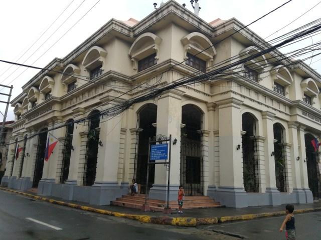 Intramuros. En la actualidad es un barrio turístico.