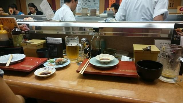 Comer en Japón es delicioso.