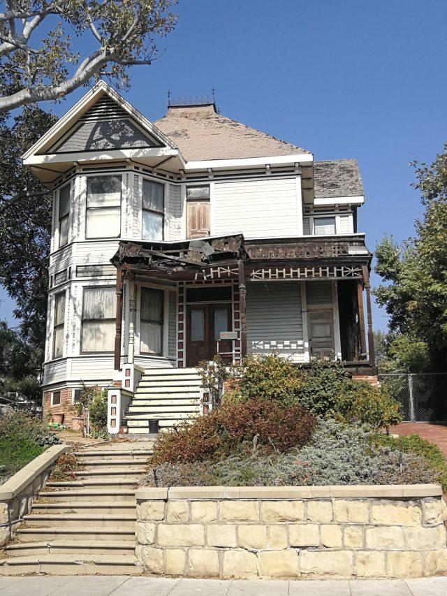 Las casa del mejor videoclip de la historia.🧟♂️ Thriller de Michael Jackson se rodó en Los Angeles.