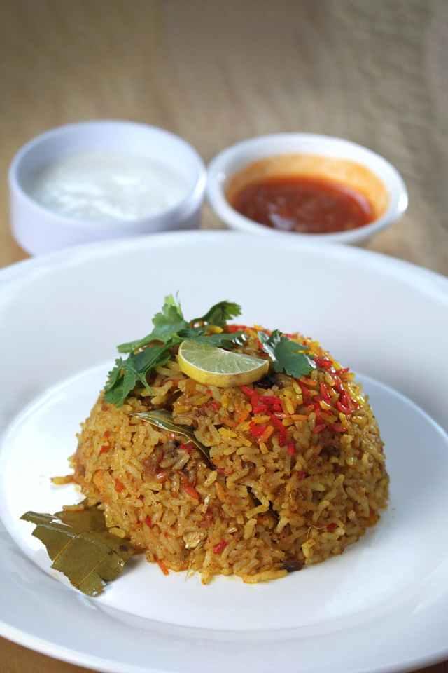 Comidas del mundo: NASI GORENG, el arroz frito indonesio.