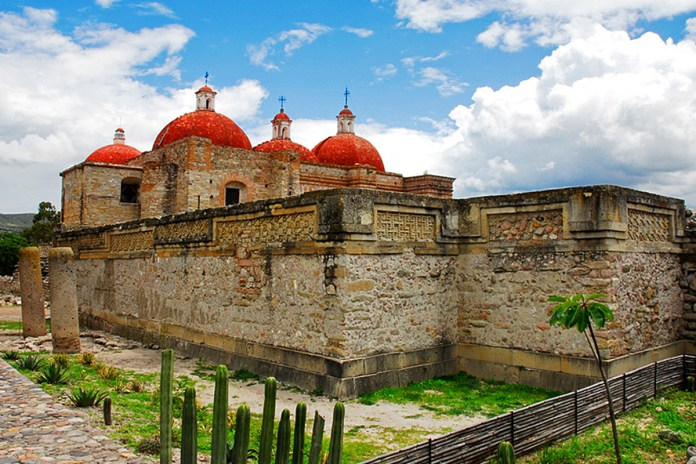 San Pablo church, Mitla
