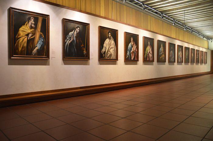 Como ver 50 obras de El Greco por 2,50€