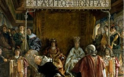 31 de Marzo de 1492. Expulsión de los judíos de Castilla y Aragón