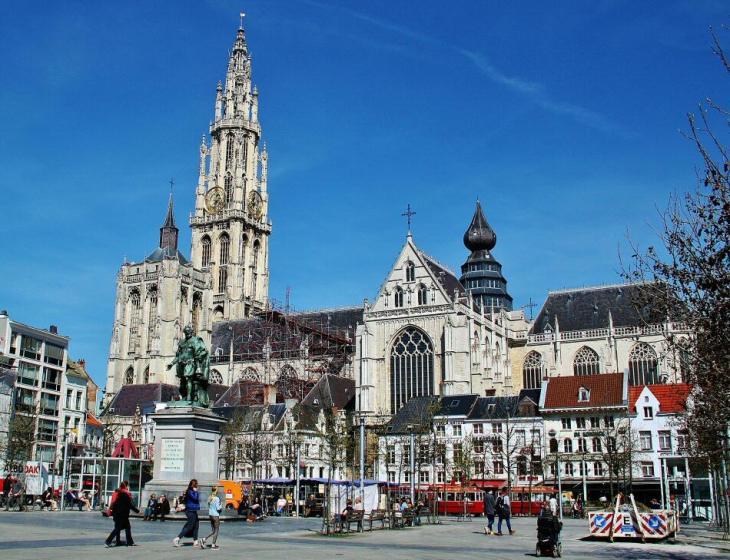 Catedral de Amberes | Guías Viajar