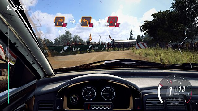 Steering using the keyboard has nothing to do with realism or simulation, which is why you should have no qualms to use the assists - Driving basics, tips and controls in DiRT Rally 2.0 - Basics - DiRT Rally 2.0 Guide