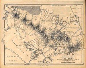 Mapas históricos Costa Rica
