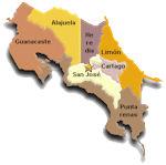 Información provincias y cantones