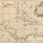 Mapa Golfo de México