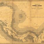 Mapa del Istmo de Chiriquí