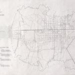 Plano de San José 1851