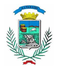 Escudo cantón de Alvarado