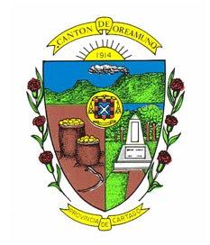 Escudo cantón de Oreamuno
