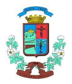 Escudo cantón de Santa Cruz