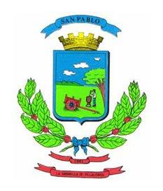 Escudo cantón de San Pablo