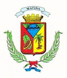 Escudo cantón de Matina