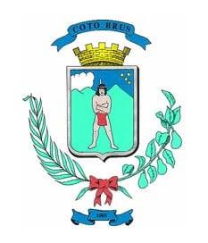 Escudo cantón de Coto Brus
